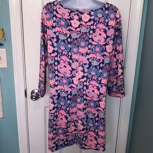 Lilly Pulitzer Dresses - Lilly Pulitzer Marlowe Print Pima Shift Dress